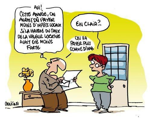 Revision De La Taxe Fonciere Chroniques Du Prgg